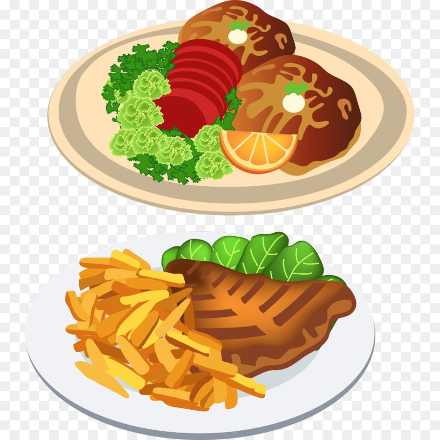 Food dish clipart. Junk cartoon png download