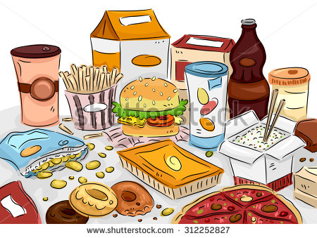 Food for all clipart image free library Table of food clipart - ClipartFest image free library