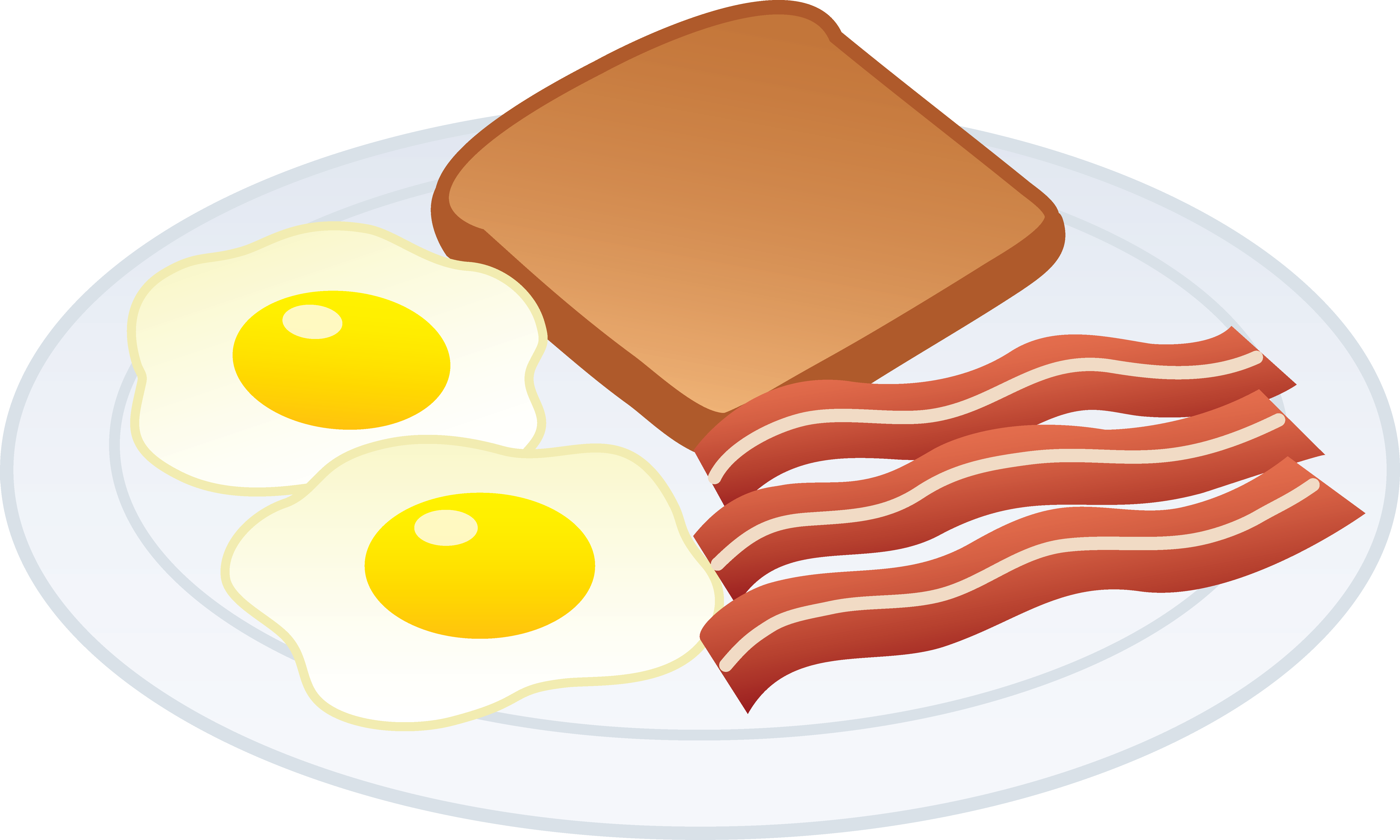 Food for breakfast clipart clipart royalty free library Free Breakfast Clipart Pictures - Clipartix clipart royalty free library