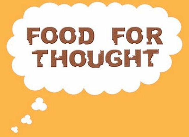 Food for thought clipart graphic free download Clipart of food for thought - ClipartFest graphic free download
