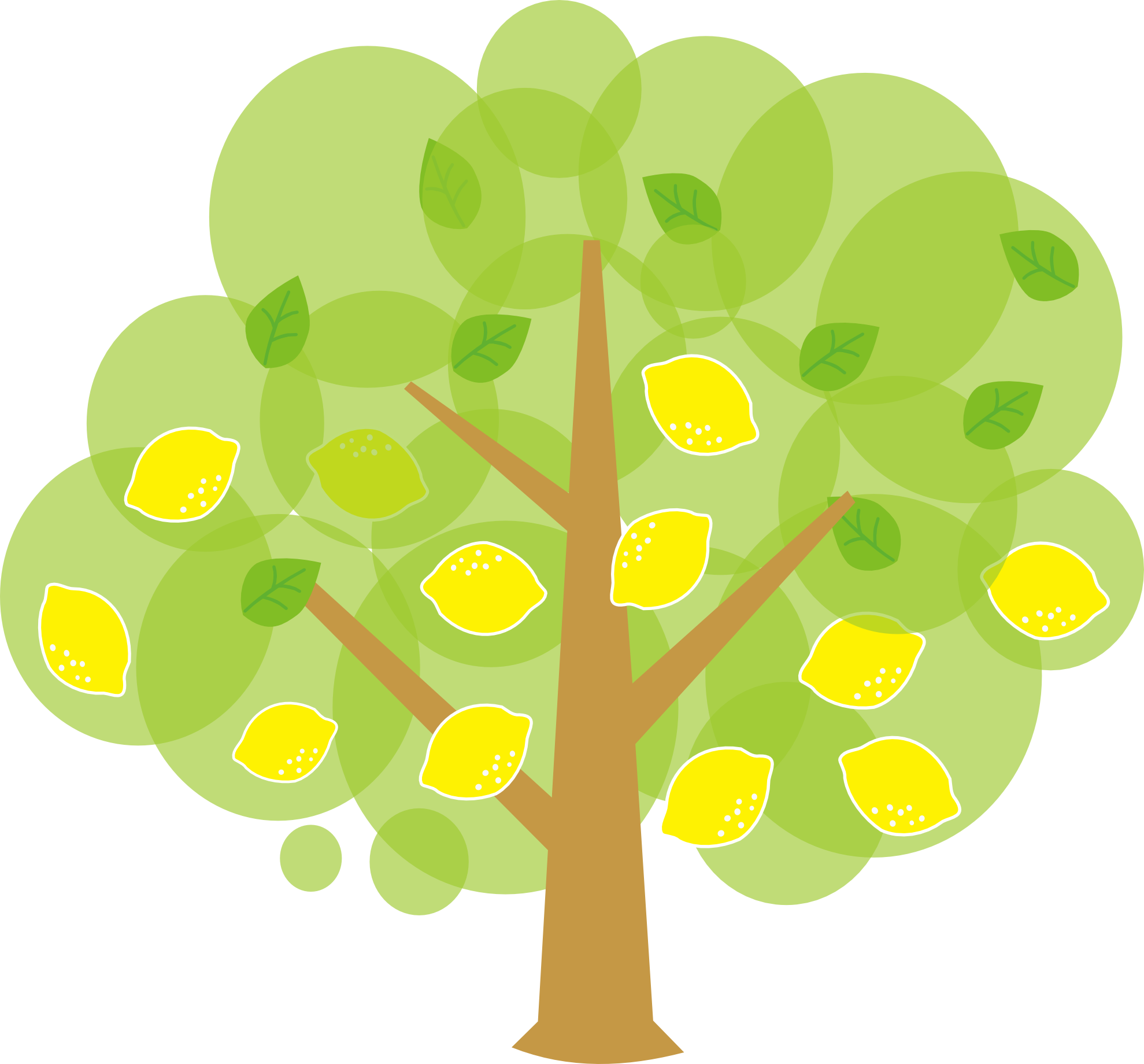 Food from trees clipart svg library download Clip Art Family Owls In Trees Clipart - Clipart Kid svg library download