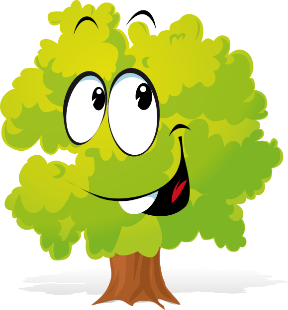 Food from trees clipart