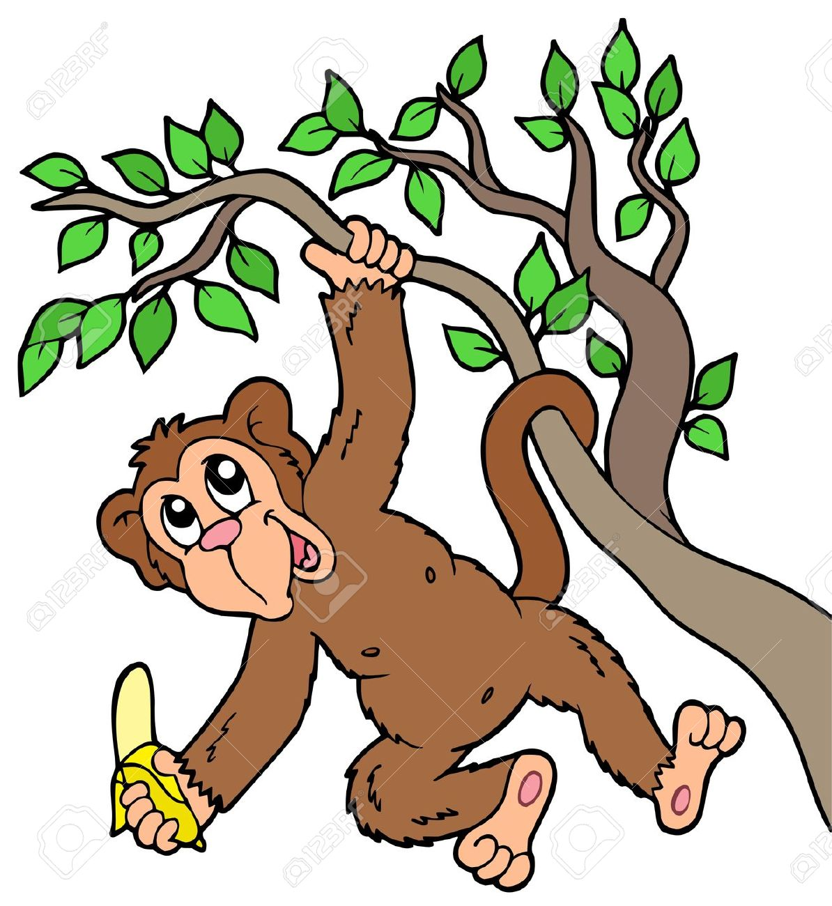 Food from trees clipart picture free Animals and the food they eat clipart - ClipartFest picture free
