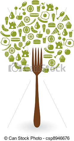 Food from trees clipart banner Food from trees clipart - ClipartFest banner