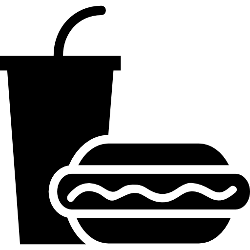 Free files in png. Food icons clipart
