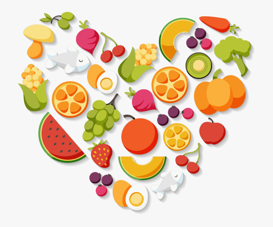 Food nutrition clipart svg library stock Nutrition Can Be A Tricky Thing - Transparent Healthy Food Clipart ... svg library stock