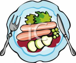 Food on the plate clipart png royalty free download Food Plate Clipart | Free download best Food Plate Clipart on ... png royalty free download