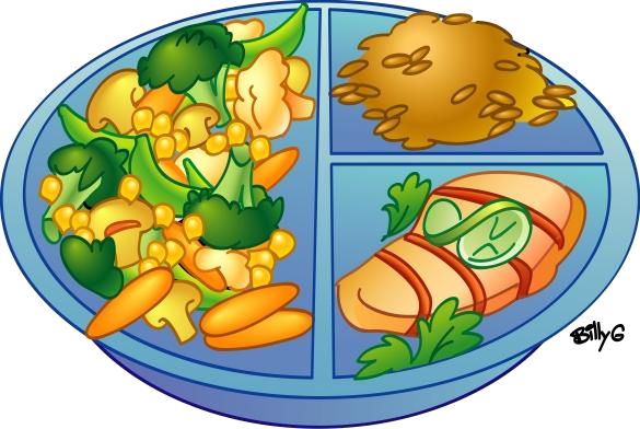Food plate clipart picture royalty free library Healthy Food Free Plate Cliparts Clip Art Transparent Png - AZPng picture royalty free library