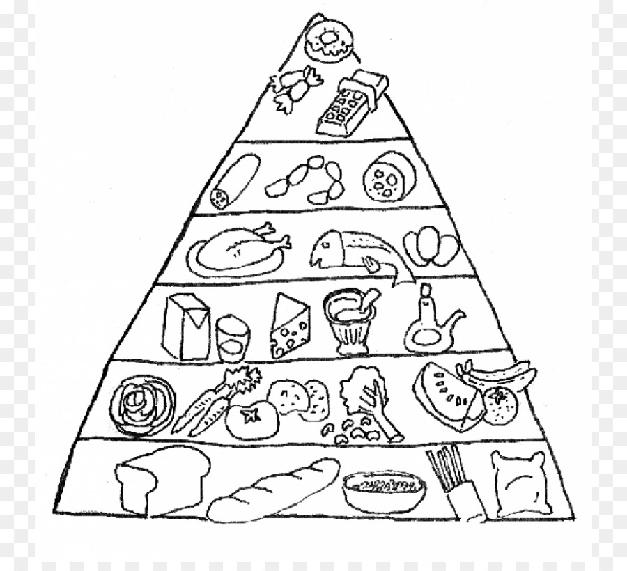 Food pyramid clipart black and white graphic freeuse Black And White Book png download - 800*807 - Free Transparent Food ... graphic freeuse