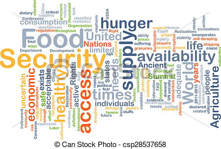 Food security clipart picture library download Stock Images of Food security background concept - Background ... picture library download