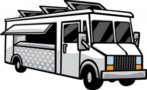 Food truck clipart free png free library Free Food Truck Cliparts, Download Free Clip Art, Free Clip Art on ... png free library