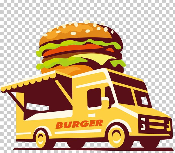 Food truck clipart free picture free library Hot Dog Hamburger Pizza Cafe Food Truck PNG, Clipart, Brand, Cars ... picture free library