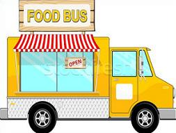 Food truck clipart free svg black and white stock Free Food Truck Clipart svg black and white stock