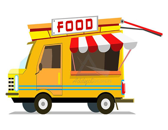 Food truck clipart free clipart transparent download Food Truck Clipart   Free download best Food Truck Clipart on ... clipart transparent download
