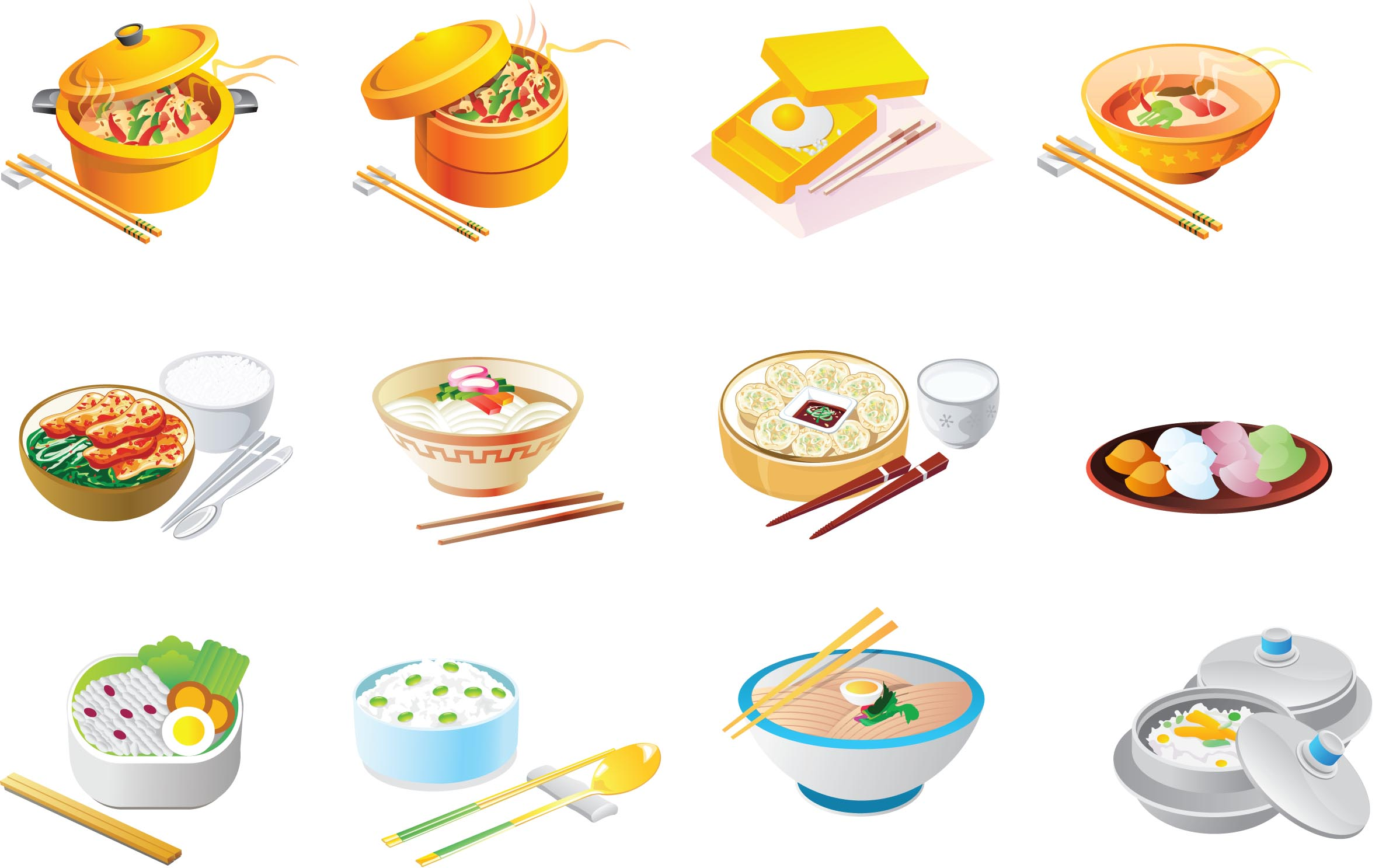 Food vector clipart free download clipart library stock Food Cartoon | Free Download Clip Art | Free Clip Art | on Clipart ... clipart library stock