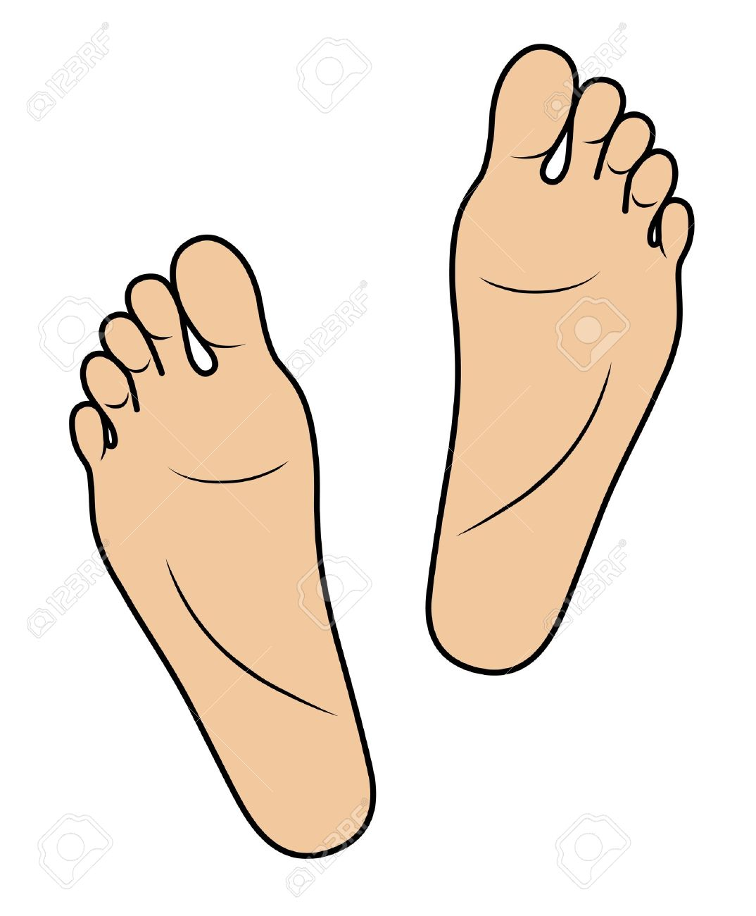 Fooot clipart image library Clipart foot 3 » Clipart Station image library