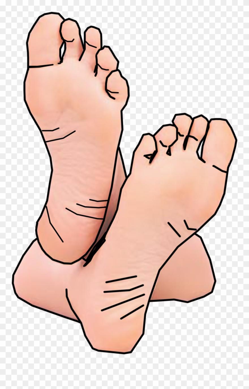 Foot cartoon clipart. Feet free clip art