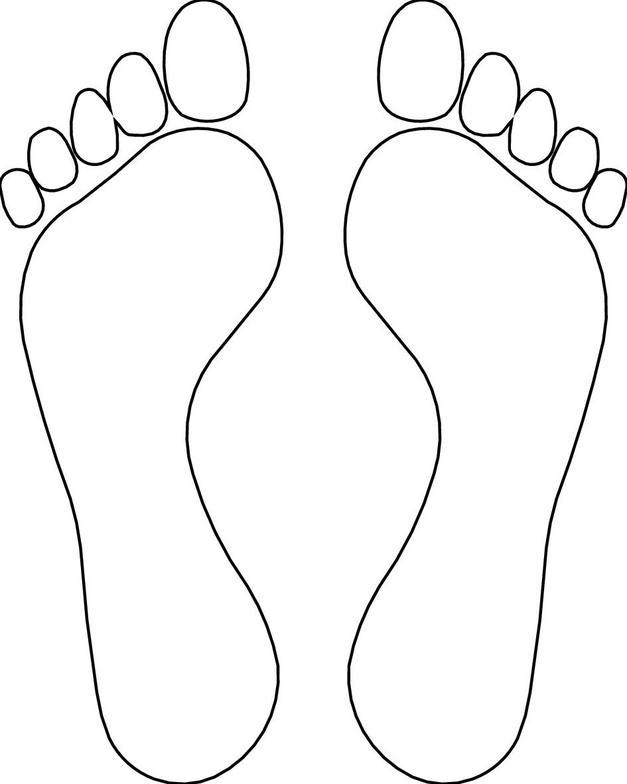 Foot cut clipart clipart royalty free Free Cut Toe Cliparts, Download Free Clip Art, Free Clip Art on ... clipart royalty free