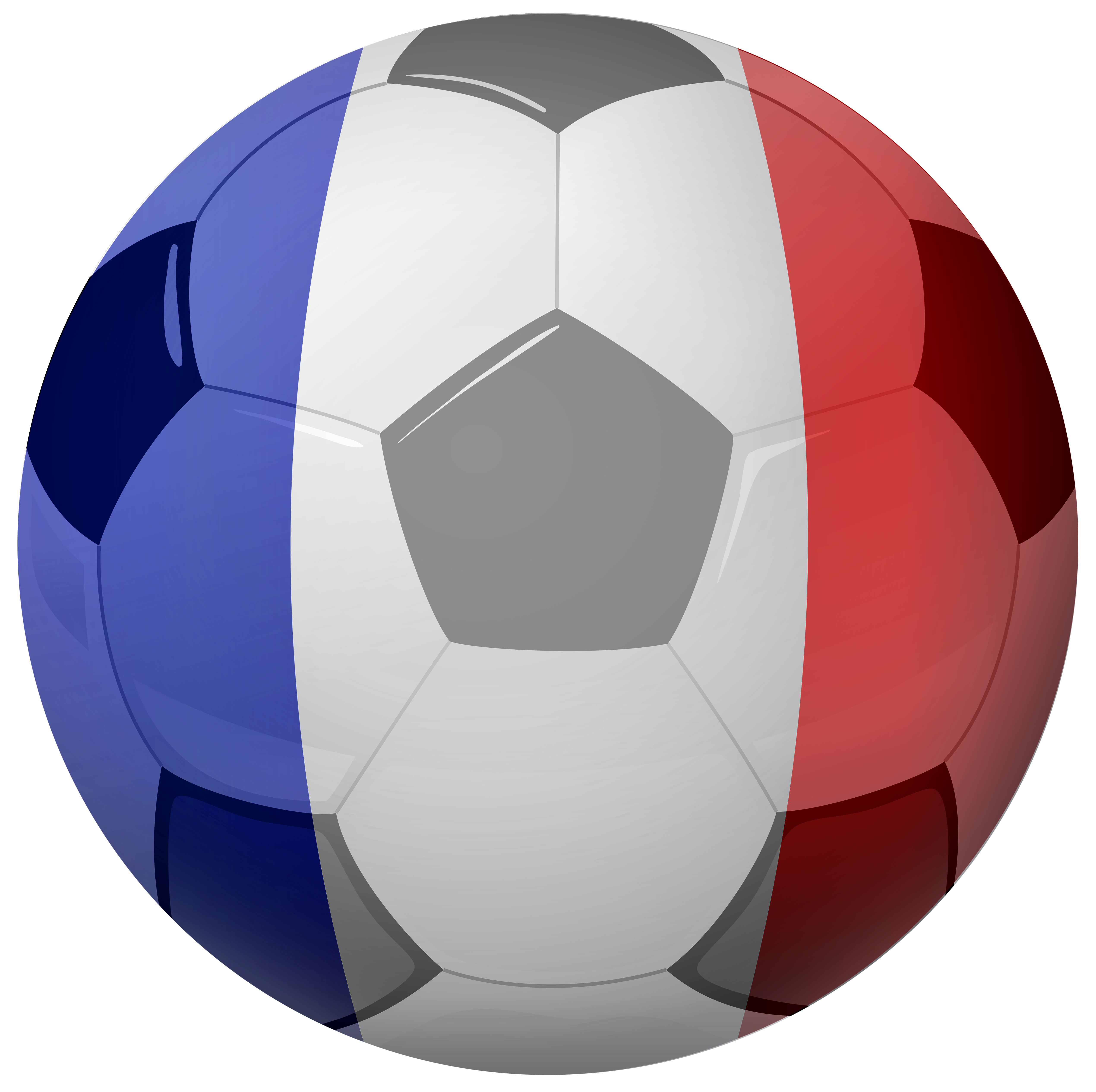 Football 2016 clipart image freeuse 2016 Euro France Ball PNG Transparent Clip Art Image | Gallery ... image freeuse