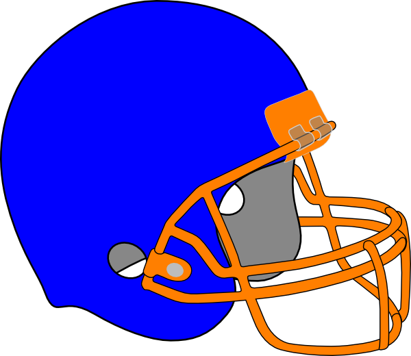 Football animated clipart png transparent Football Helmet 2 Clip Art at Clker.com - vector clip art online ... png transparent