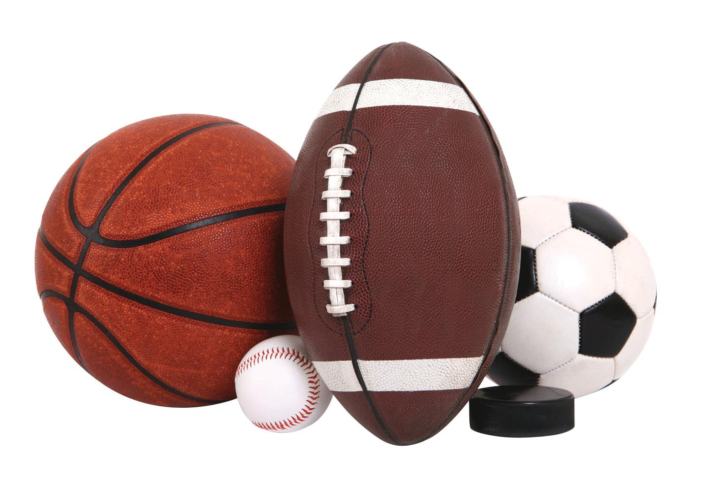 Football basketball baseball clipart banner library topherg34 | A great WordPress.com site banner library