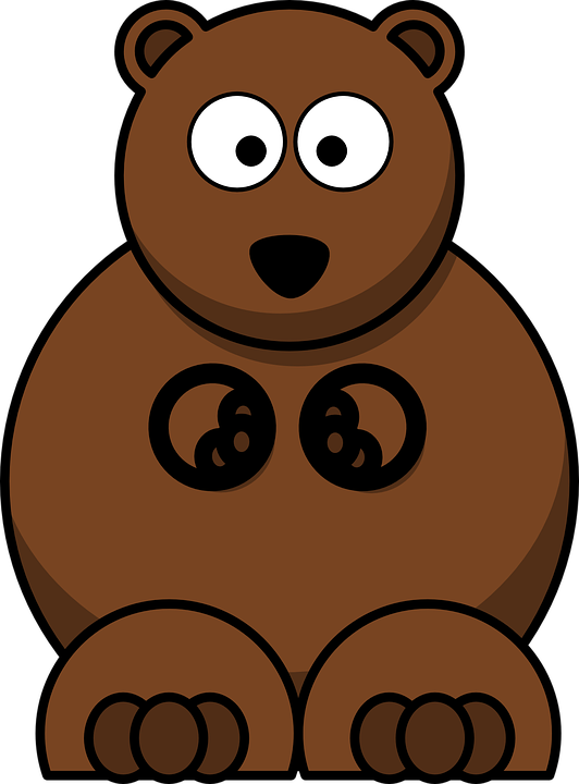 Football bear clipart clipart free library Cliparts Bear Drawing#4531901 - Shop of Clipart Library clipart free library