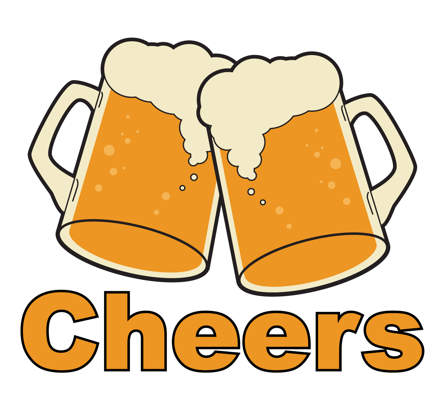 Football beer clipart jpg freeuse stock Beer clipart cheer ~ Frames ~ Illustrations ~ HD images ~ Photo ... jpg freeuse stock
