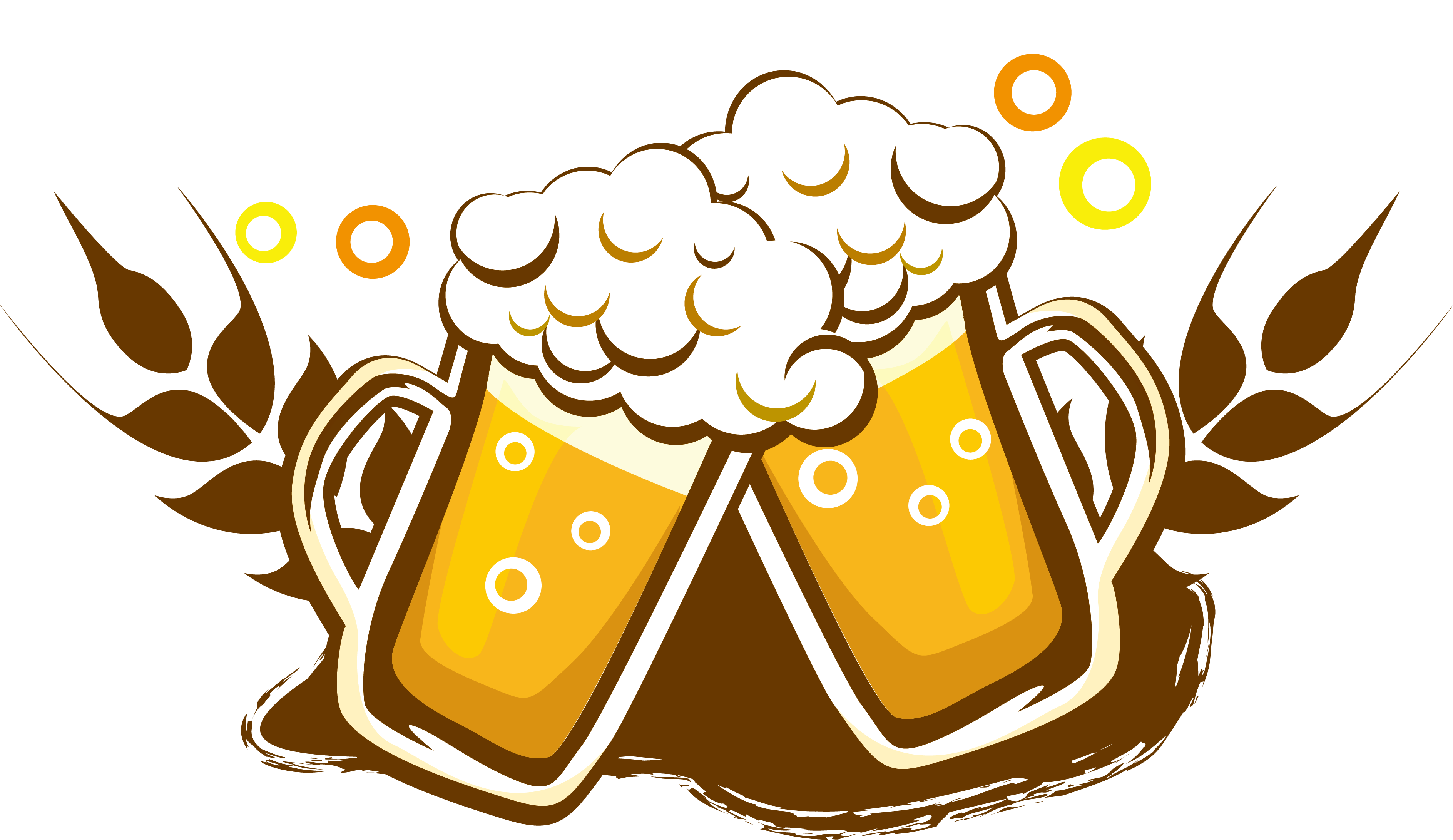 Football beer clipart graphic transparent Beer clipart draught beer ~ Frames ~ Illustrations ~ HD images ... graphic transparent