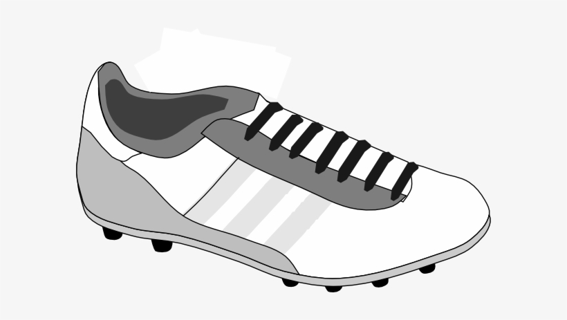 Football boot clipart clip freeuse library Collection Of Free Boots Clipart Tennis Shoe - Clipart Football ... clip freeuse library