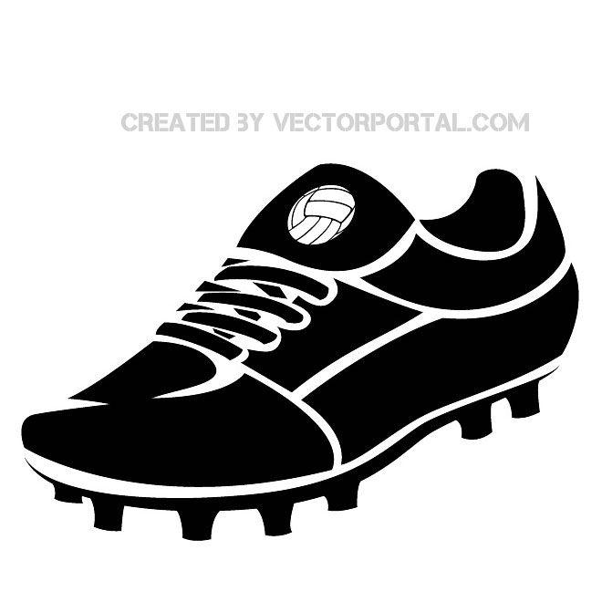 Football boot clipart svg transparent Football Boot Image Free Vector | Free Vectors | Football boots ... svg transparent