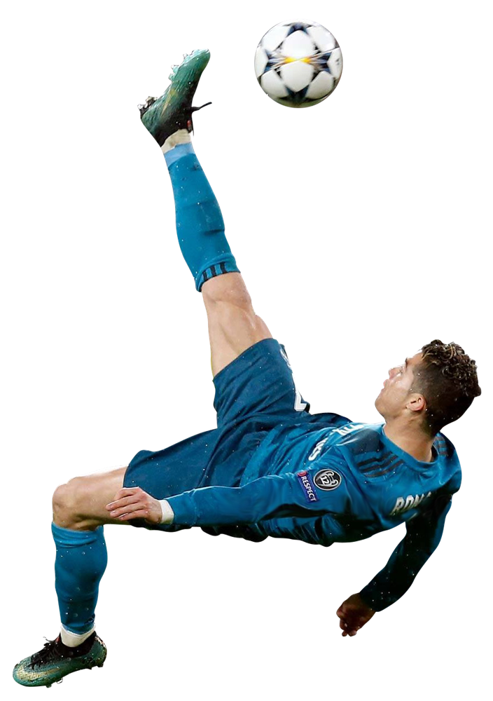 Football breaking through wall clipart banner free download Cristiano Ronaldo render (Real Madrid). View and download football ... banner free download