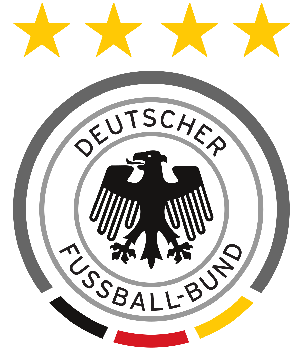 Football championship winners logo for t shirts clipart graphic library stock Germany national football team - Wikipedia graphic library stock