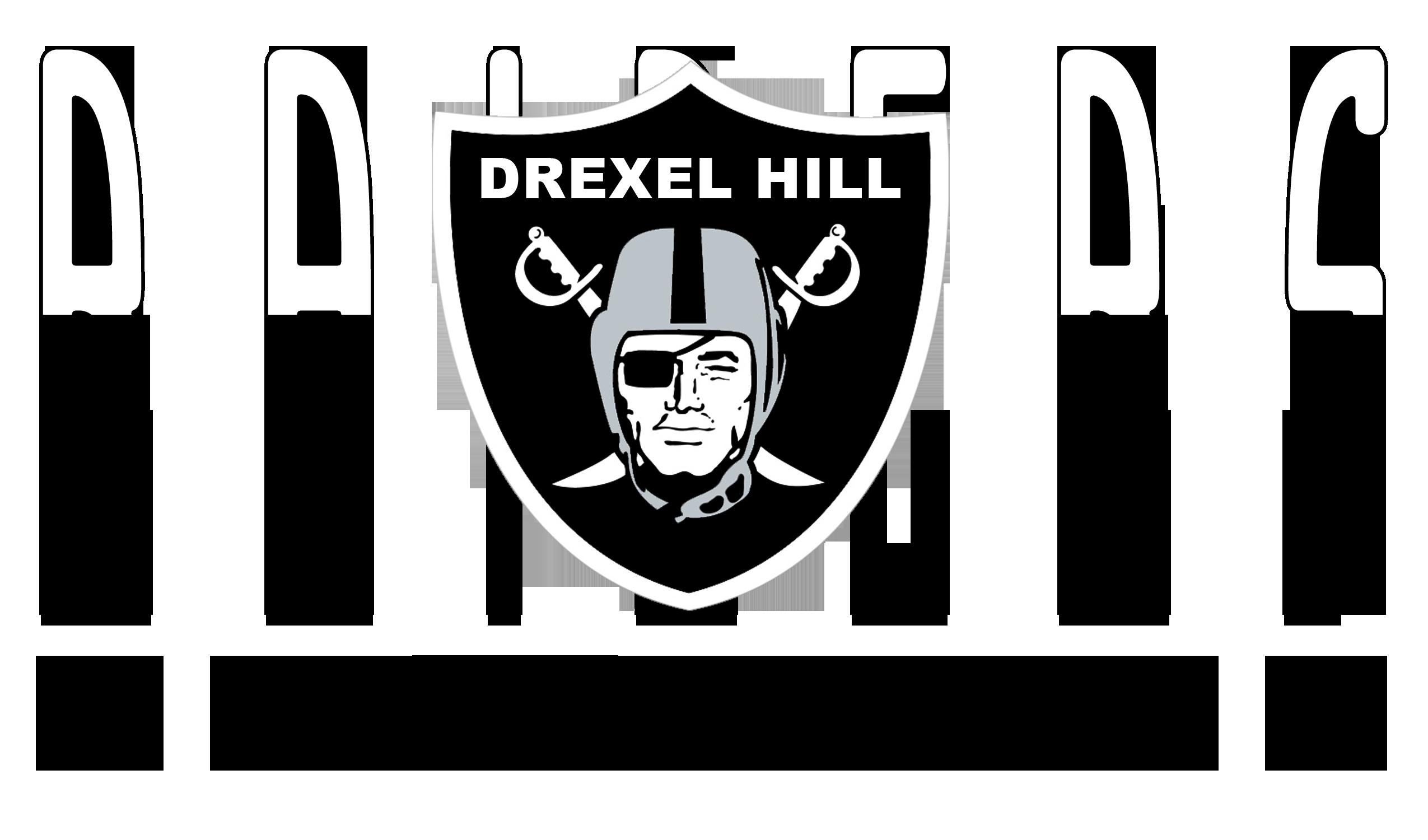Girl flag football clipart svg freeuse library Football Home | Drexel Hill Raiders svg freeuse library