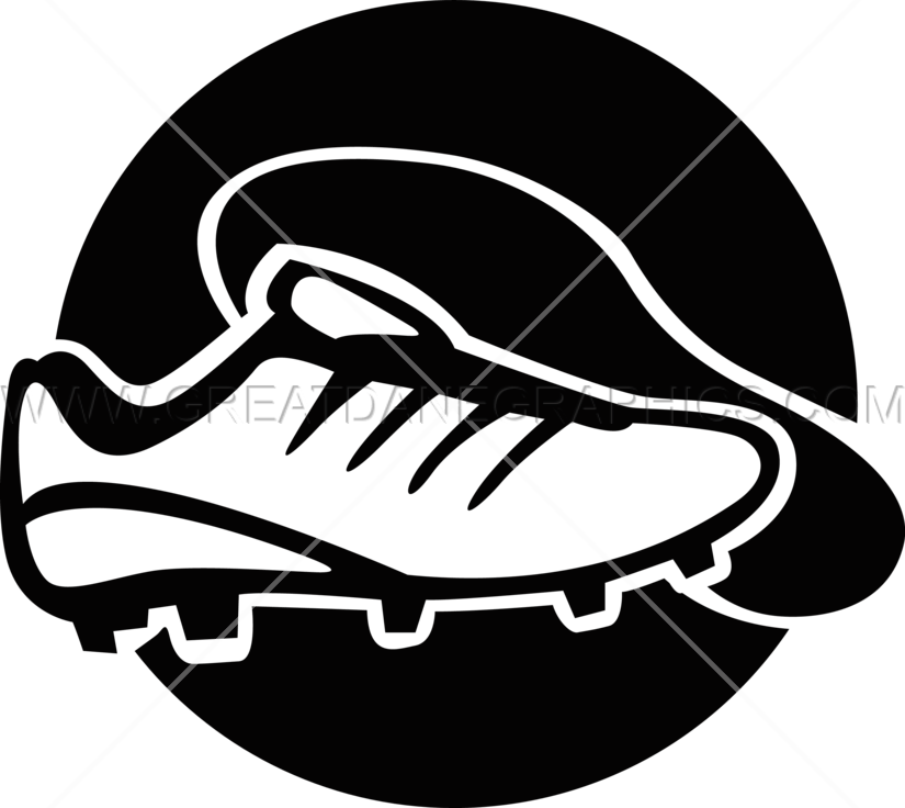 Football cleats clipart graphic transparent download Football Cleats | Production Ready Artwork for T-Shirt Printing graphic transparent download