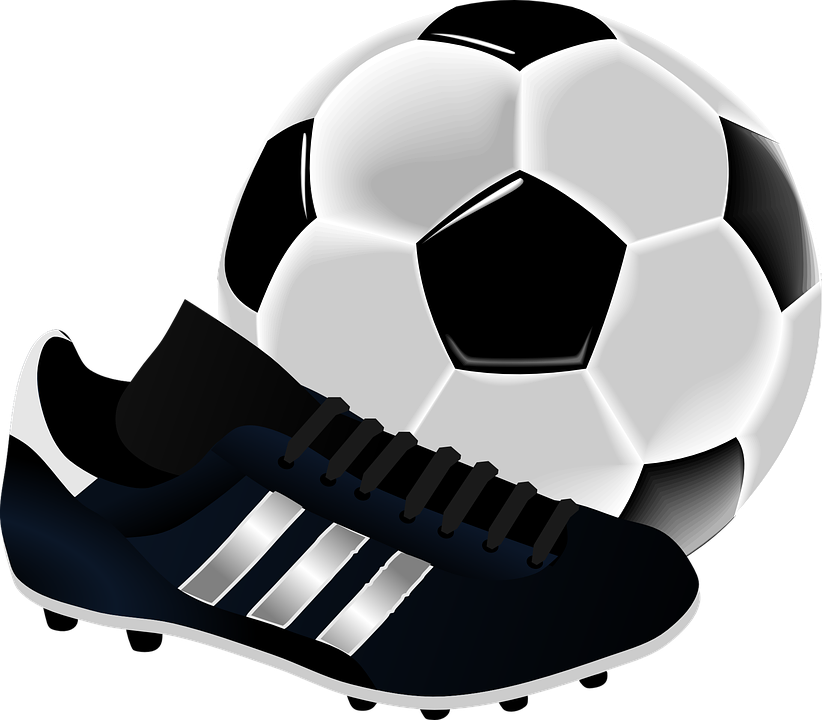 Football clipart black and white png svg freeuse Collection of Free Animated Football Clipart | Buy any image and use ... svg freeuse