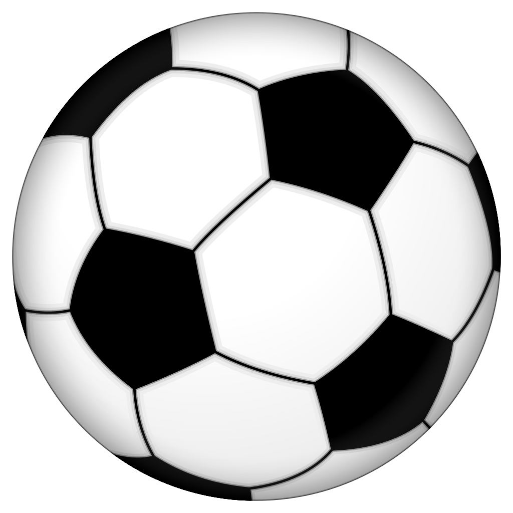 Football clipart black and white svg svg royalty free stock File:Soccer ball.svg - Wikipedia svg royalty free stock