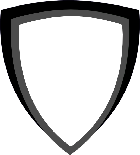 Football field border clipart clip royalty free Football Shield - Clip Art Library clip royalty free