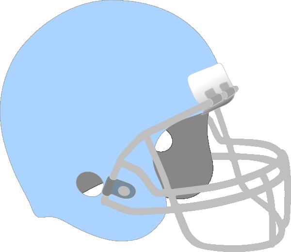 Football clipart designs banner free stock Light Blue Football Helmet PNG, SVG Clip art for Web - Download Clip ... banner free stock