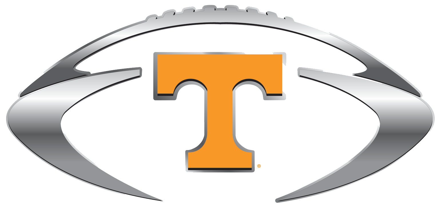 Tennessee vols car volnation. Football clipart for decals