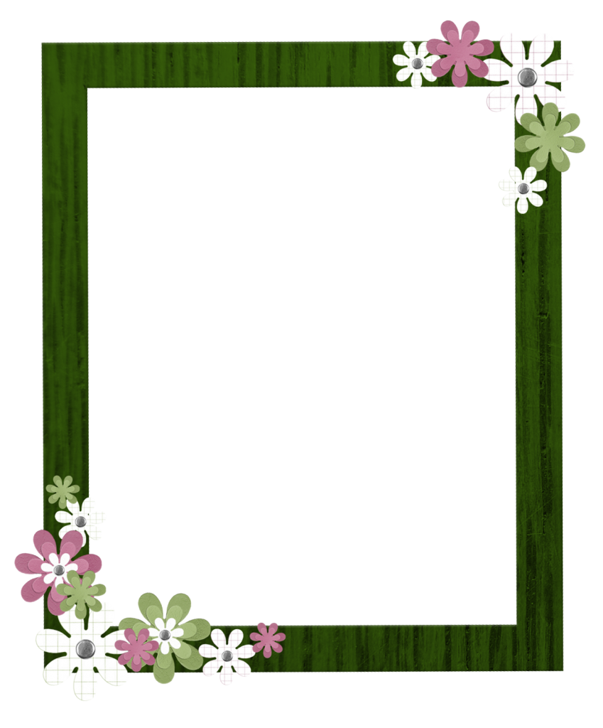 Football frame clipart image free stock Green Border Frame PNG Clipart - peoplepng.com image free stock