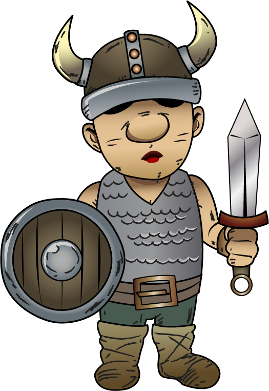 Football funny clipart banner free library Viking Clipart (49+) banner free library