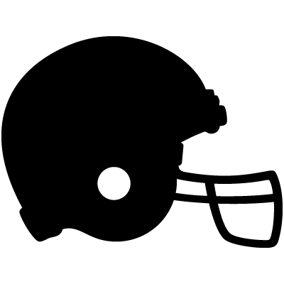 Football clipart helmet clip art freeuse download Blank football helmet clipart kid 4 - Cliparting.com clip art freeuse download