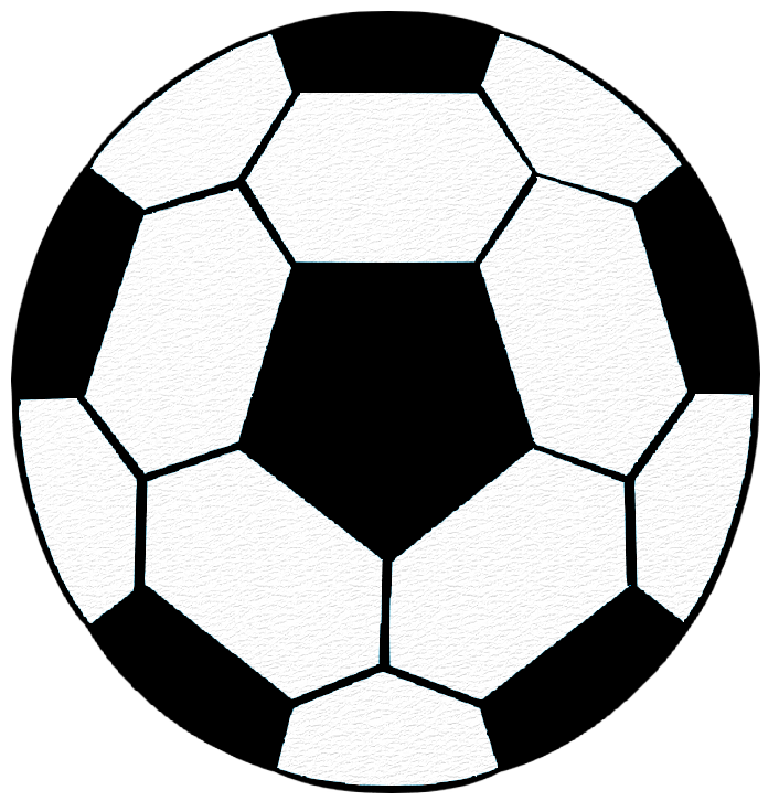Free to use and. Football clipart simple