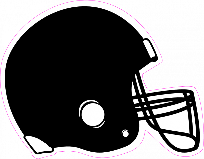 Football clipart simple png library download Free Printable Football Helmets, Download Free Clip Art, Free Clip ... png library download