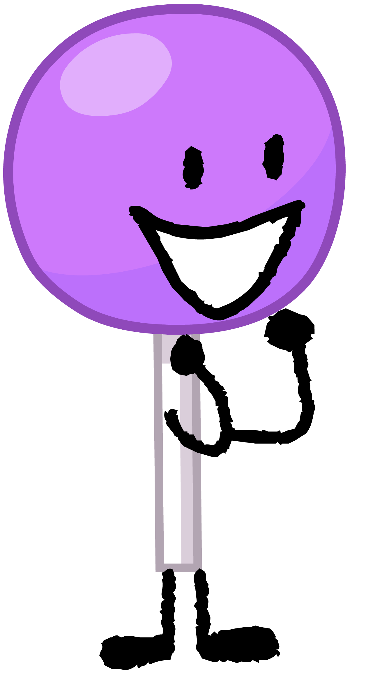 Football clipart thistle girl png Lollipop | Battle for Dream Island Wiki | FANDOM powered by Wikia png