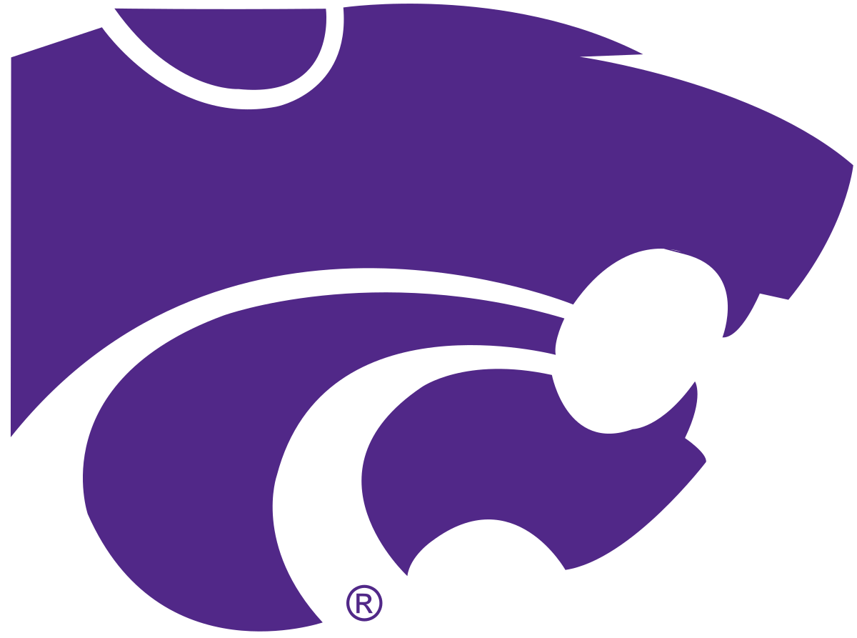 Wildcat school mascot clipart vector free library Kansas State Wildcats - Wikipedia vector free library
