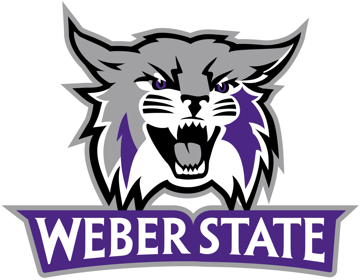 Wildcat football clipart banner free stock Weber State Wildcats - Wikipedia banner free stock
