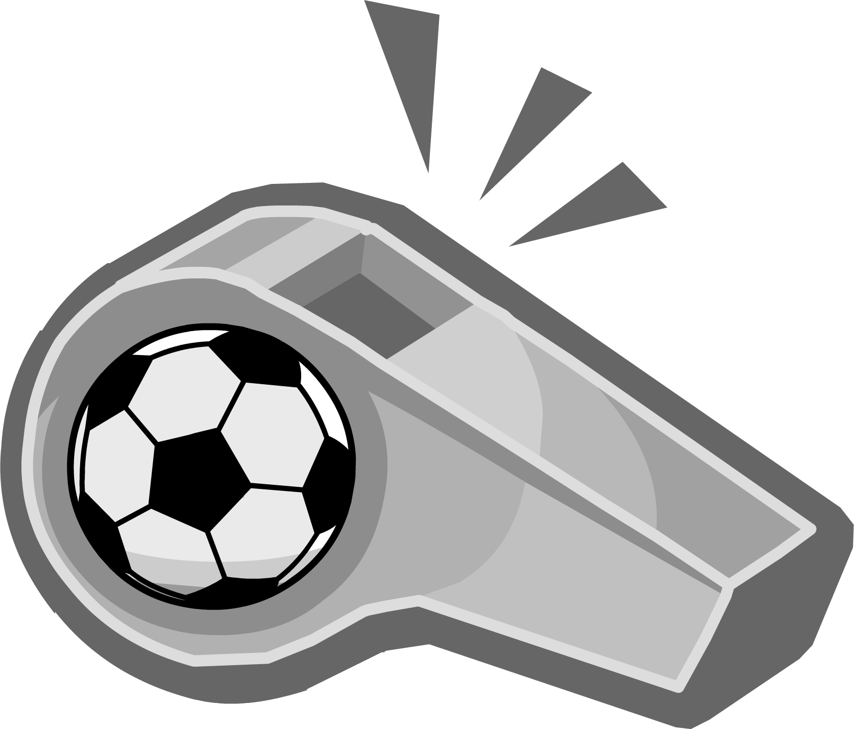 Football whistle clipart svg black and white PNG Whistle Transparent Whistle.PNG Images. | PlusPNG svg black and white
