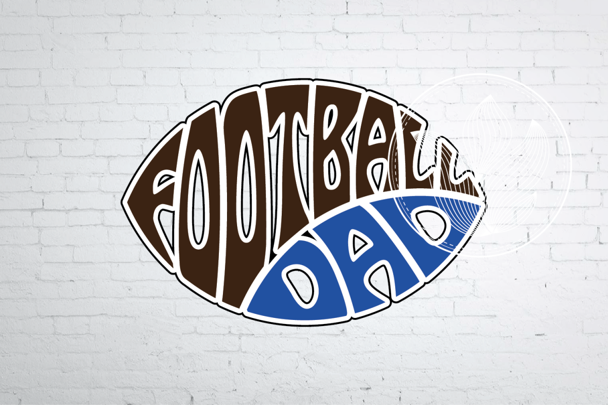 Football dad clipart image transparent stock Digital Football dad Word Art in Oval F   Design Bundles image transparent stock