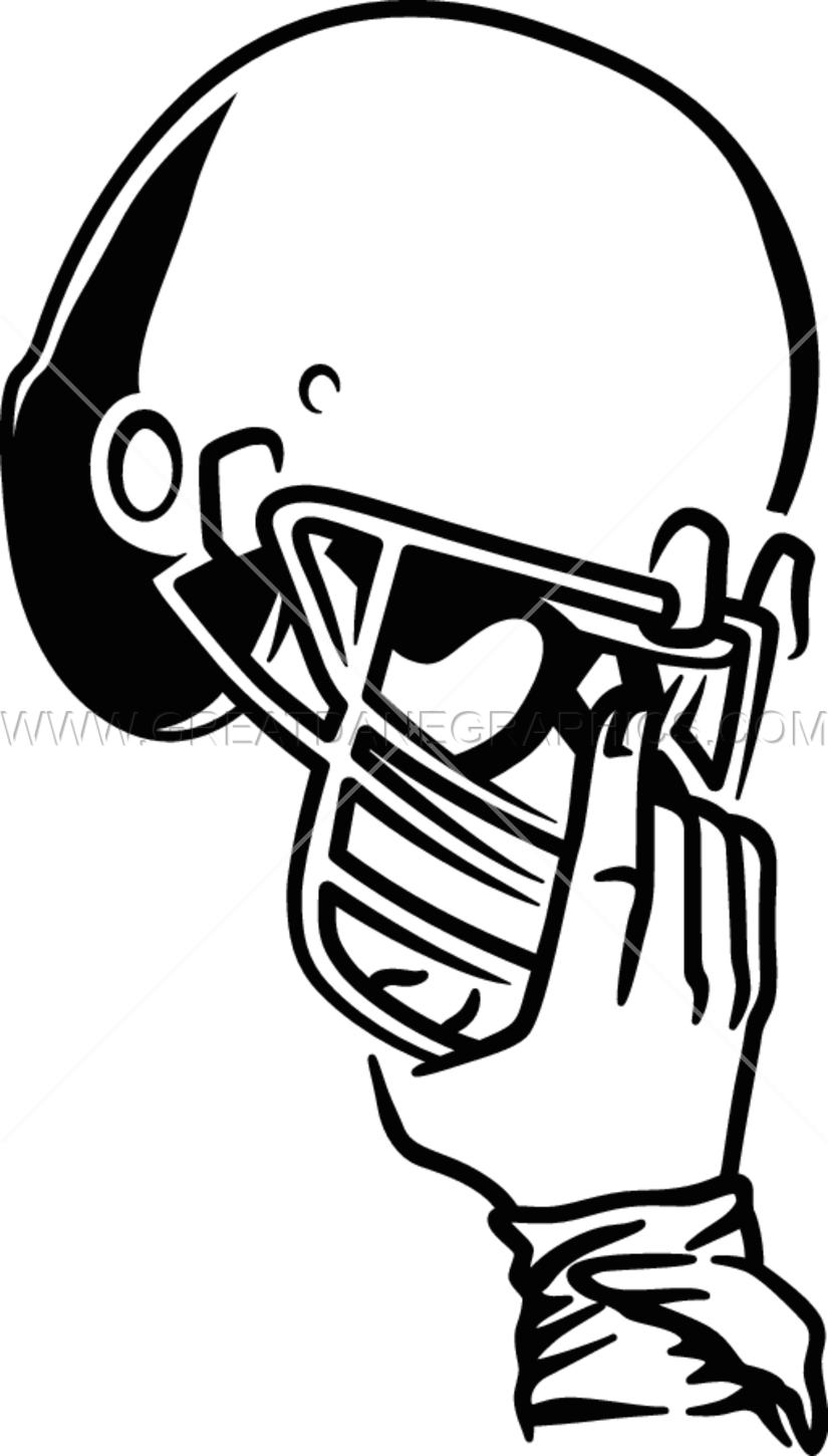 Football field clipart black and white clip royalty free stock Football Victory | Production Ready Artwork for T-Shirt Printing clip royalty free stock